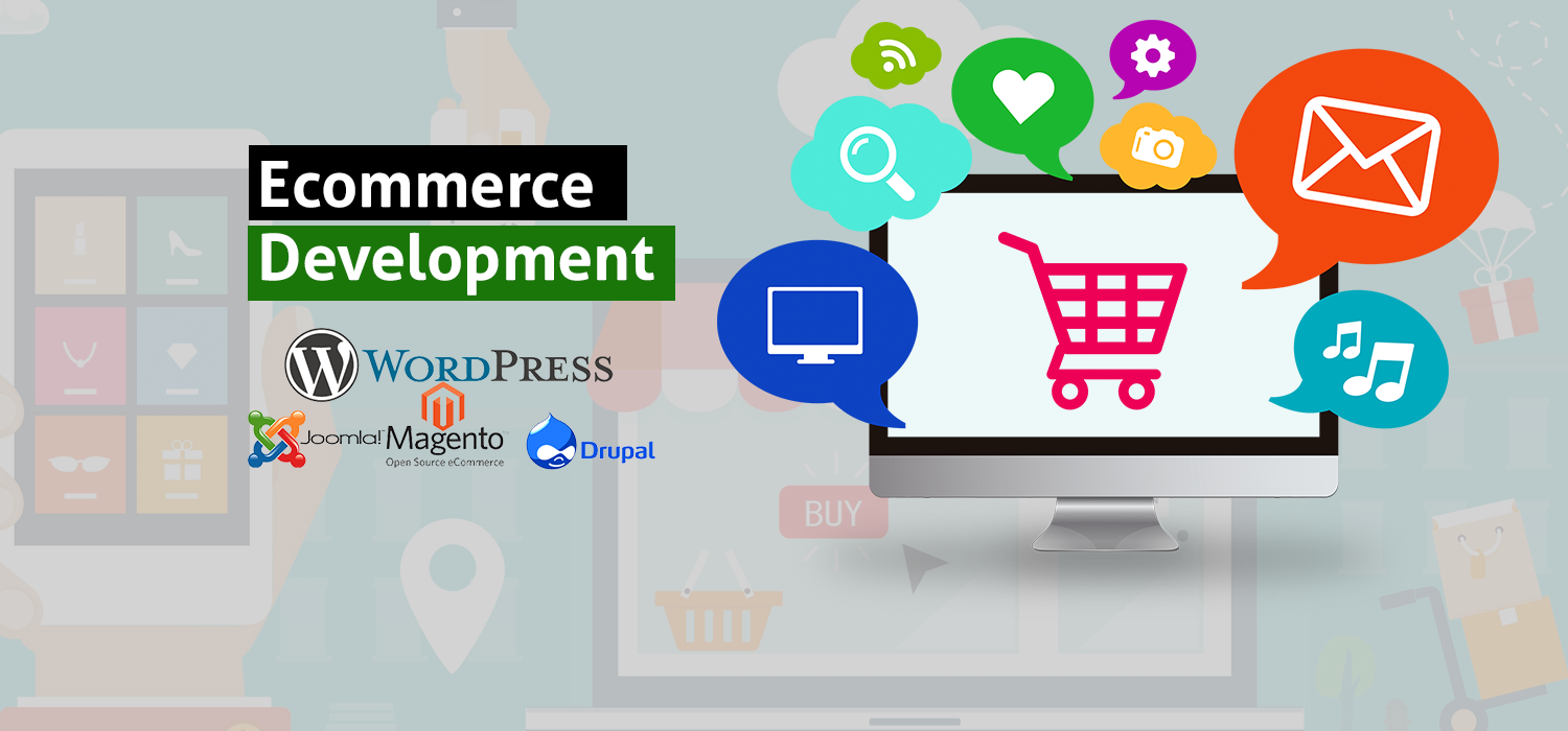 E-commerce Website Designing Services in Vasant Kunj