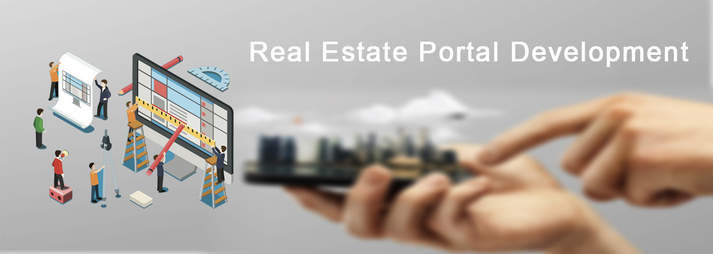 Real Estate Website Development in mundka