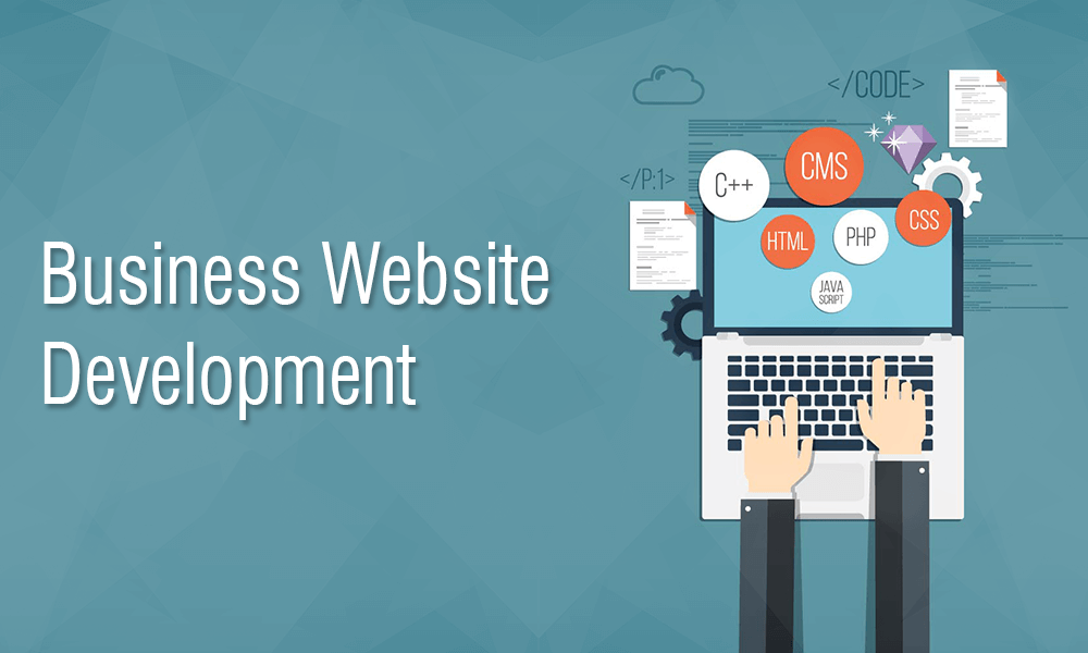 Business Website Development Company in Rohini